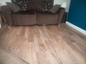 wooden floor london