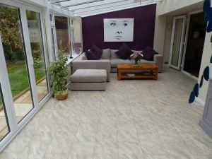 conservatory floor in bromley kent